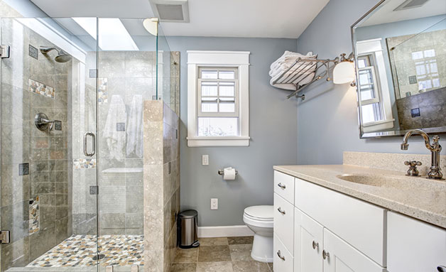 Many homeowners choose to remodel their bathrooms for many different reasons. There is a difference between remodeling and repairing.